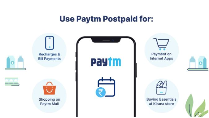 Paytm Postpaid - Features