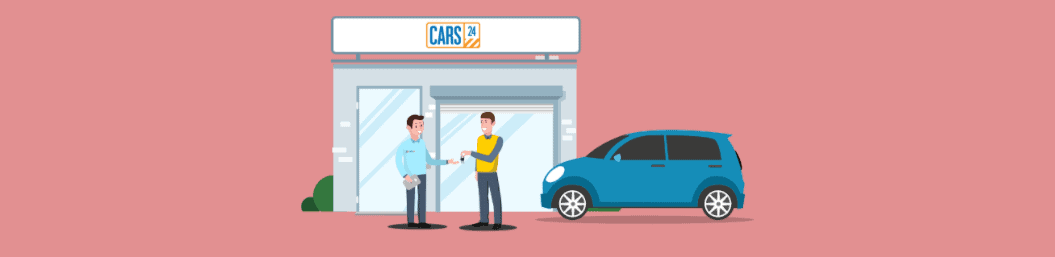 Buyer Oriented Marketplace - Cars24 Selling process exlained